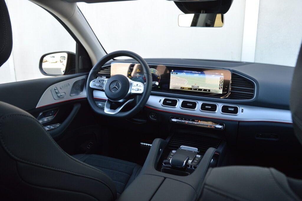 Mercedes-Benz GLE 350 d 4MATIC 17