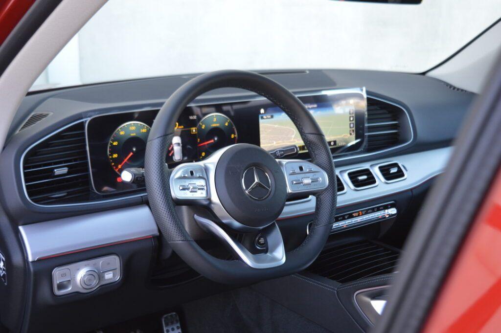 Mercedes-Benz GLE 350 d 4MATIC 20