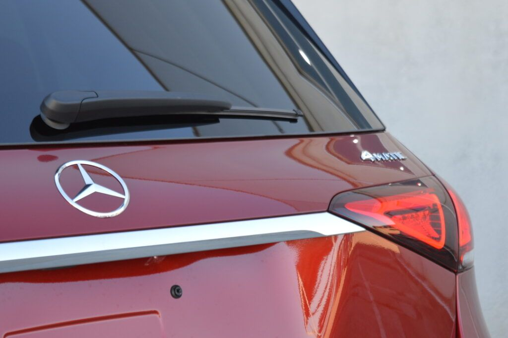 Mercedes-Benz GLE 350 d 4MATIC 12