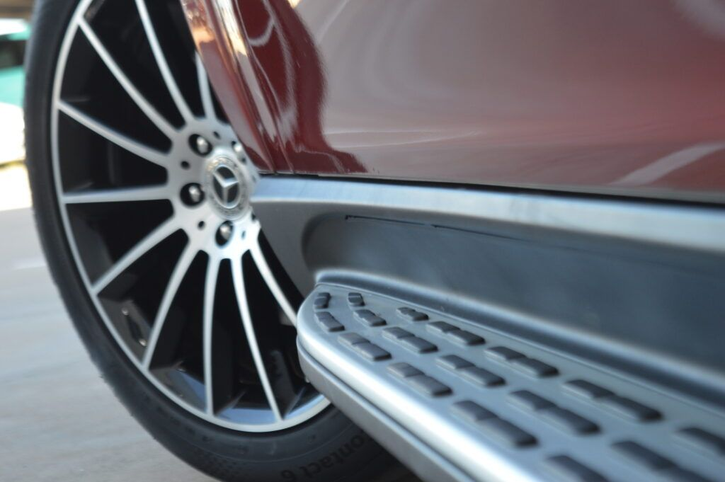 Mercedes-Benz GLE 350 d 4MATIC 8
